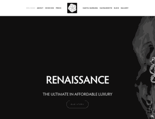 renaissancecorp.com screenshot