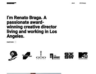 renatobraga.com screenshot