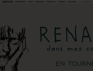 renaud-lesite.fr screenshot