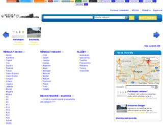 renault-bazar.eu screenshot