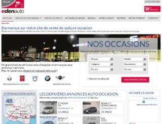 renault-lannemezan.eden-auto.com screenshot