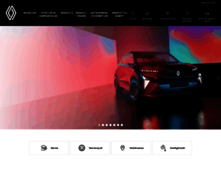 renault.com.tr screenshot