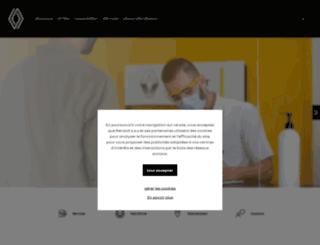 renault.dz screenshot