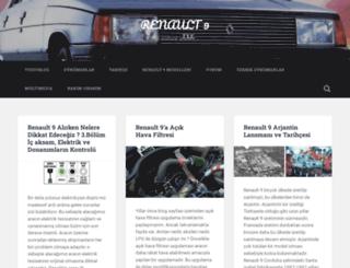 renault9.wordpress.com screenshot