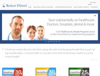 rencodirect.com screenshot