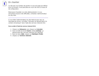rencontresinnovation.com screenshot