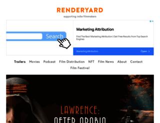 renderyard.com screenshot