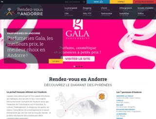 rendez-vous-en-andorre.com screenshot