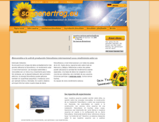 rendimiento-solar.eu screenshot