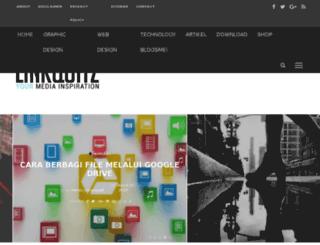 rendyjust.linkquitz.com screenshot