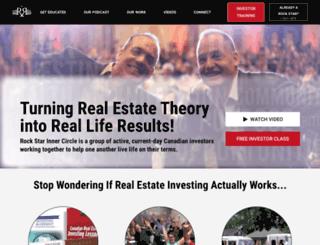 renegaderealestateblog.com screenshot