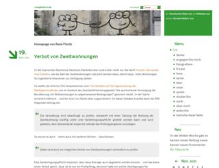 renephoenix.de screenshot
