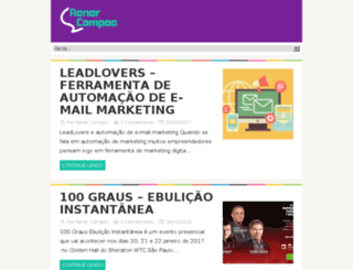 renercampos.com screenshot