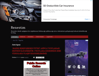 renestim.blogspot.com.tr screenshot