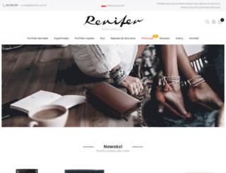 renifer.com.pl screenshot