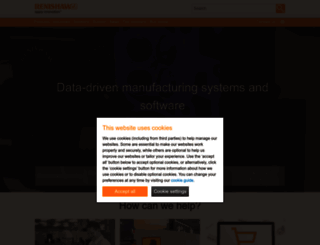 renishaw.com screenshot