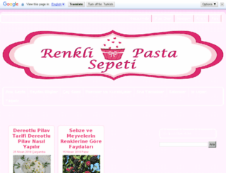 renklipastasepeti.com screenshot