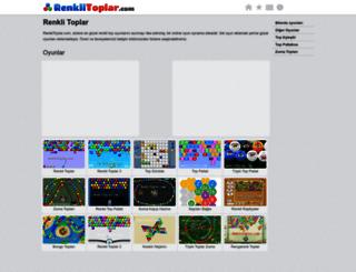 renklitoplar.com screenshot