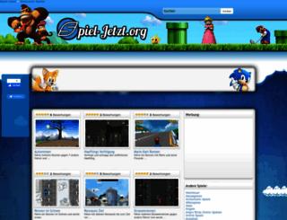 rennauto.spiel-jetzt.org screenshot