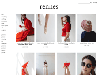 rennes.us screenshot