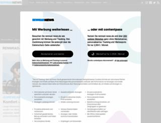 rennrad-news.de screenshot