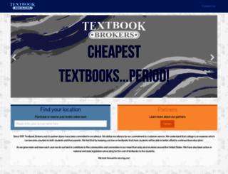 reno.textbookbrokers.com screenshot