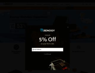 renogy.com screenshot