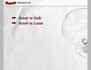 renoir-bremen.de screenshot