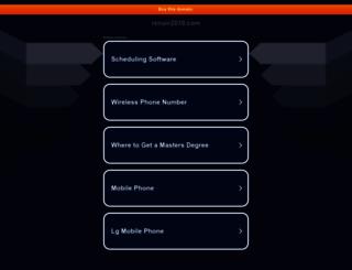 renoir2010.com screenshot