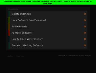 renovasirumah.indonesiaz.com screenshot