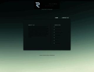 renownholdings.com screenshot