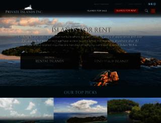 rent.privateislandsonline.com screenshot