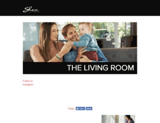 rent.sheaapartments.com screenshot