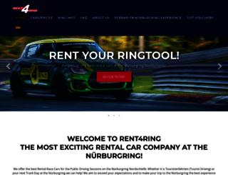 rent4ring.de screenshot