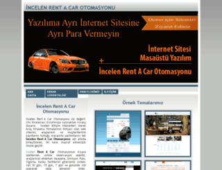 rentacarhavuzu.com screenshot