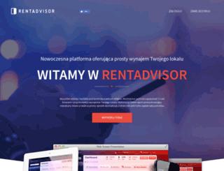 rentadvisor.pl screenshot