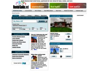 rentalguide.net screenshot