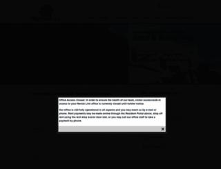 rentallinkonline.com screenshot
