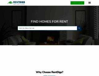 rentdigs.com screenshot
