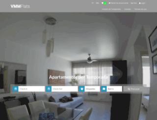 rentflat.com.br screenshot