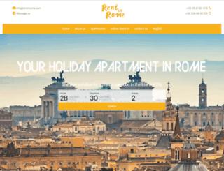 rentinrome.kigosite.net screenshot