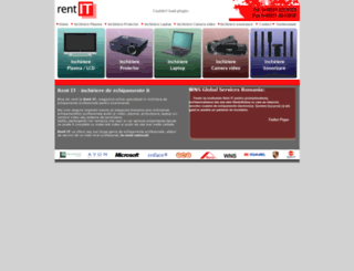rentit.ro screenshot