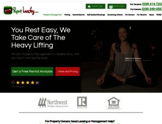 rentlucky.com screenshot