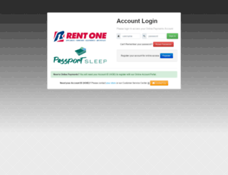 rentone.rtopayments.com screenshot