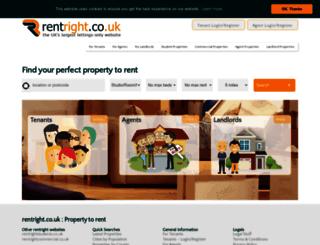 rentright.co.uk screenshot