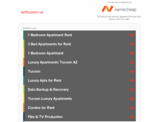 renttucson.us screenshot