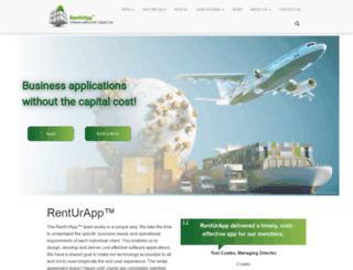 renturapp.com screenshot
