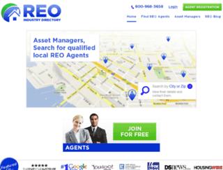 reoindustrydirectory.com screenshot