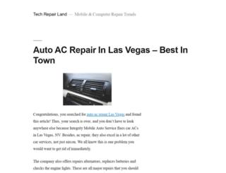 repair4mobilephone.org screenshot