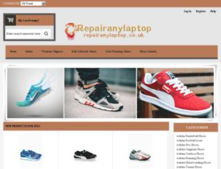 repairanylaptop.co.uk screenshot